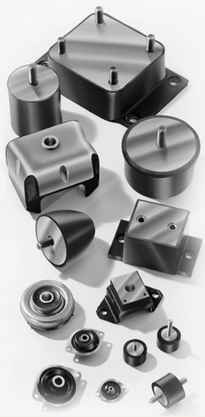 Contact The Vibration Control Experts
