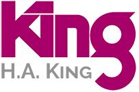 H.A. King Logo